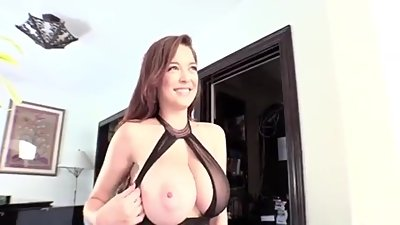 What is Her Name?? Amazing Rack