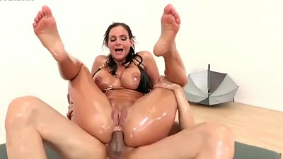 Reverse Cowgirl Compilation with Lots..