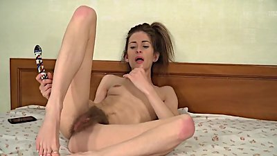 Milf skinny and hairy