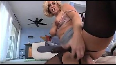 Pegged by a MILF
