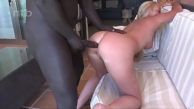 hot sexy housewife fucked by bbc anal