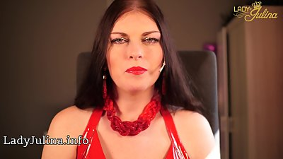 Mistress Domina Lady Julina Sklaven..