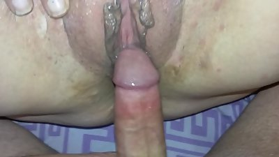 CUM ON MY PUSSY IN MY PUSSY ON MY CLIT..