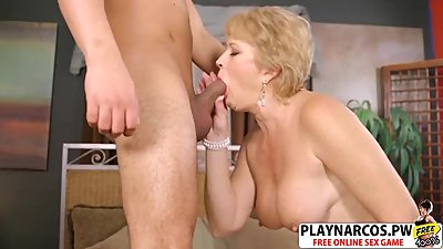Curvy Stepmom Tracy Licks Fuck Hard..