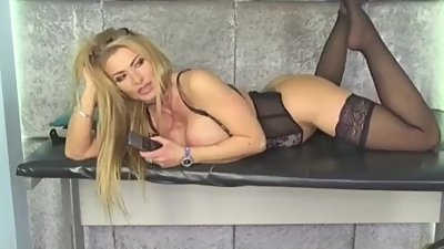 Babestation Lynda Leigh Stockings And..