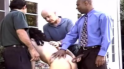 Swinger Fucks The Black Businessman