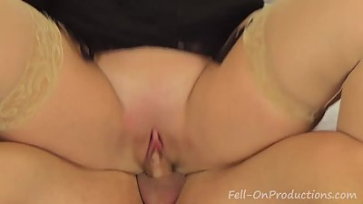 Horny Mom Blackmail's Stepson