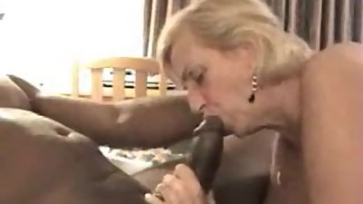 Mature cuckold wife fucked by a black..