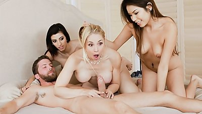 FamilyStrokes - Hot Teens Blackmail..
