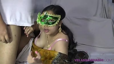 Mature Indian MILF Bhabhi Velamma..