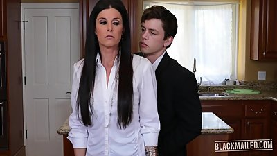 India Summer Blackmailed MILF Pays..