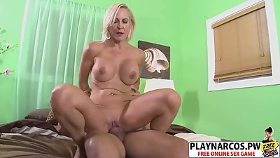 Charm Stepmom Carrie Romano Fuck Well..
