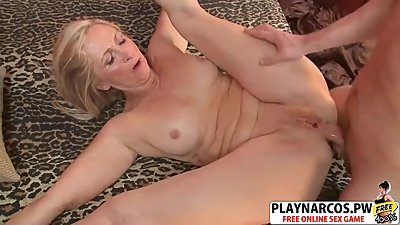 Old Not Mom Connie Mc Coy Fucking Good..