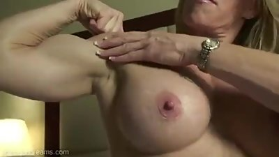 Ginger Martin - Rock Hard Muscle Beauty