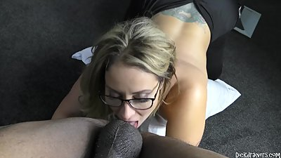Notty MILF Tames Black Thug!