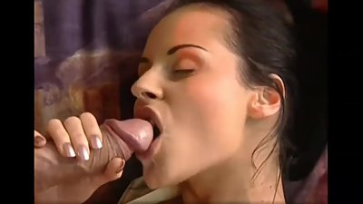 Michelle Wild cum in Mouth compilation