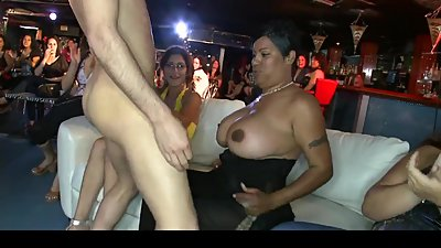 Name Of Black Latina Dancing Bear BBW ?