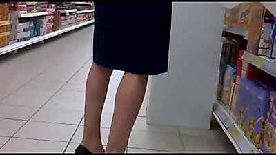Milf shopping
