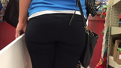 Tight Pants Slim PAWG Nice Hips