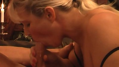 Hot milf bj