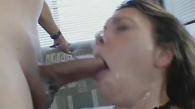 her first extreme anal bang van orgy
