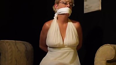 MILF bound and gagged