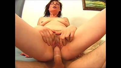 fill mommy's pussy cum