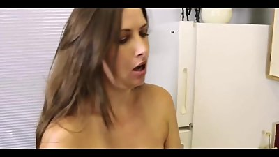 Mom Sucks her sons dick