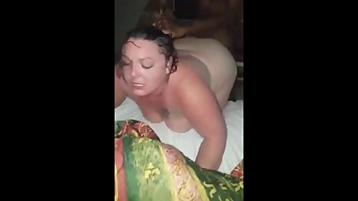 White.Chubby Milf Gets Pounded By BBC..