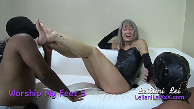 Worship My Feet 5 TRAILER