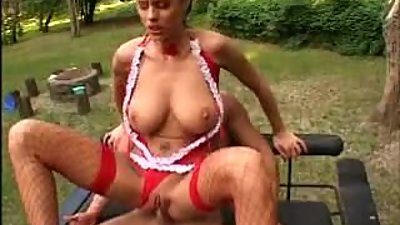 anal orgasm outdoor
