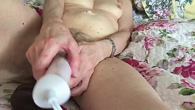 Vibe with black dildo 80