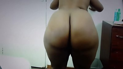 Big Sloppy Booty BBW Ass Clap