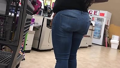 PHAT ASS AT SHOP RITE