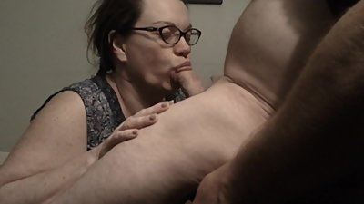 Sexy MILF Drains The Plumber's..