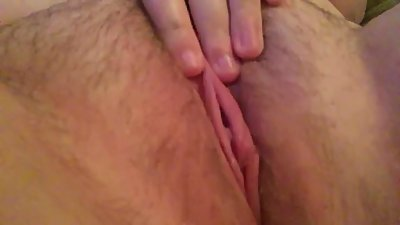 Fingering My Pussy Trying To Stay..