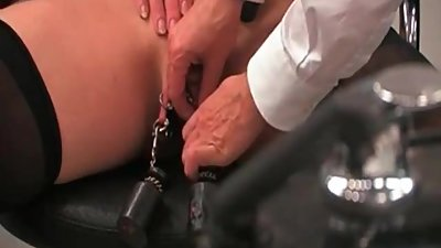 My Sexy Piercings Slave getting her..