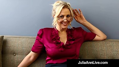 Milf Professor Ms. Julia Ann Teaches..