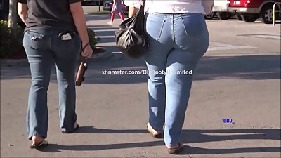 Nice Phatty In Jeans