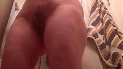 Saggy titled euro Milf undressing for..