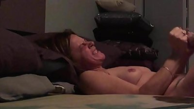 Sexy french milf orgasms